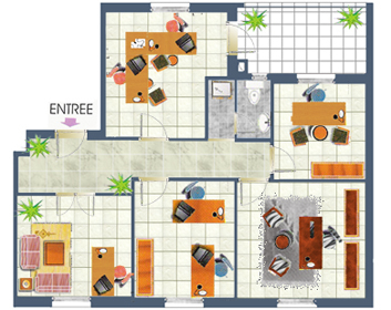 pin plan meuble pour tv rangement on pinterest. Black Bedroom Furniture Sets. Home Design Ideas